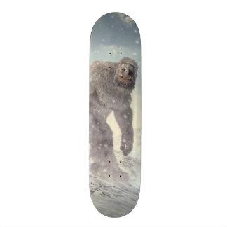 Yeti Skateboard Deck