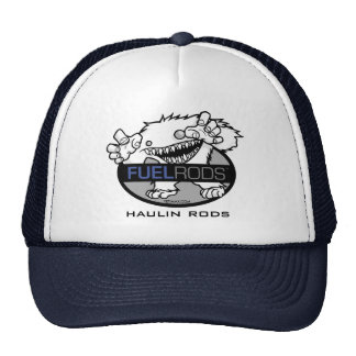 YETi Trucker | haulin rods Trucker Hat