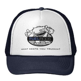 YETi Trucker | what keeps you truckin? Trucker Hat