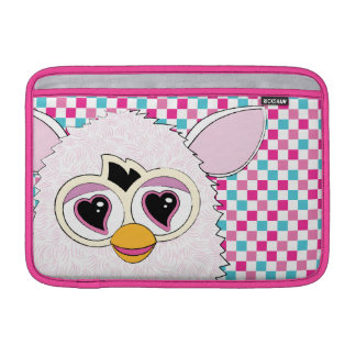 Yeti White Furby Sleeve For MacBook Air