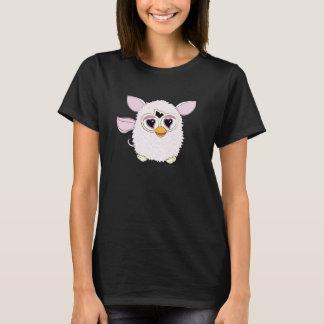 Yeti White Furby T-Shirt