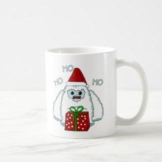 Yeti Xmas Coffee Mug