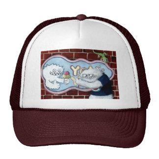 Yeti y su logotipo gorras