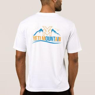 YetiMen Colorado 2017 Fit Color on White T-Shirt