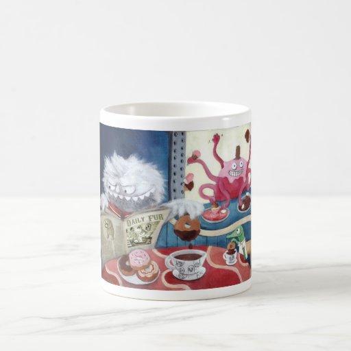 Yeti's Coffee in The Morning Coffee Mug