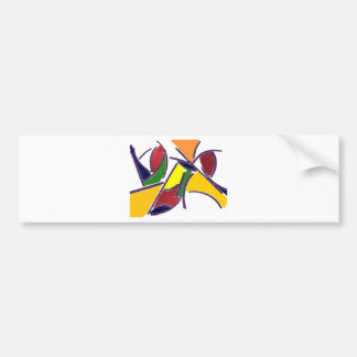 Yetzirah Bumper Sticker