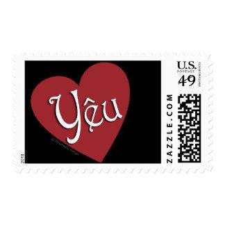YEU - Amor en vietnamita Envio