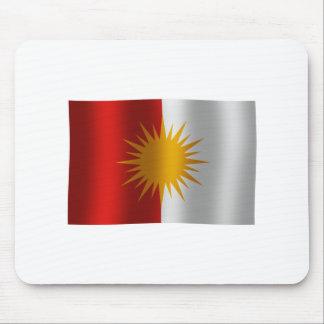 Yezidi Flag Mousepad
