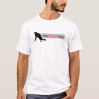 YFT <add a comment> Text Template T-Shirt