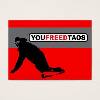 YFT Chubby Business Card