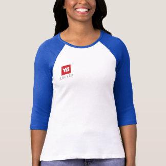 YG Church Baseball T-shirt