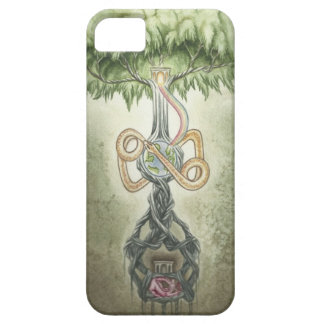 Yggdrasil iPhone 5 Cover
