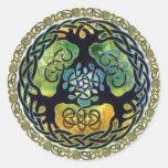 Yggdrasil /Tree de los pegatinas de la vida