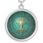 Yggdrasil /Tree del colgante de la vida