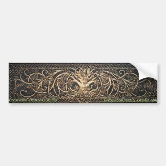 Yggdrasil - Tree of Life - Bumper Sticker