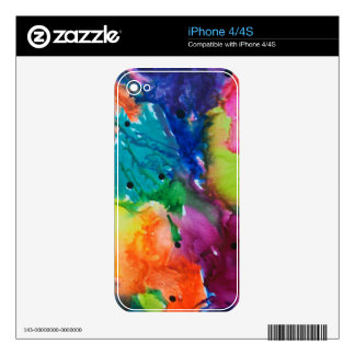 Yhe 70s skin for the iPhone 4