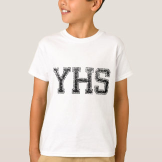 YHS High School - Vintage, Distressed T-Shirt