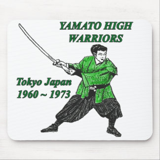 YHS mouse pad