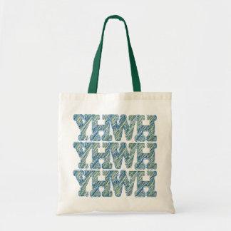 YHWH-1 TOTE BAG