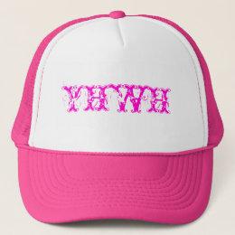 YHWH TRUCKER HAT