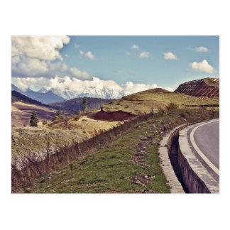 Yi Villages Postcard