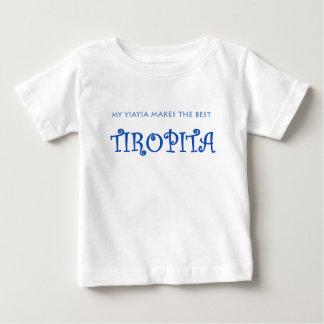 YIAYIA/TIROPITA BABY T-Shirt