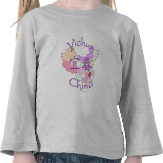 Yichun China Camisetas