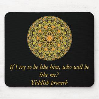 Yiddish proverb mousepads