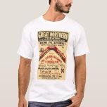 Yiddish Theatre Tailor 1938 WPA T-Shirt