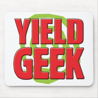 Yield Geek Mouse Pads