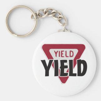 Yield Keychain