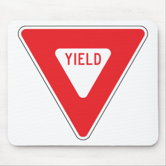 Yield Mousepads