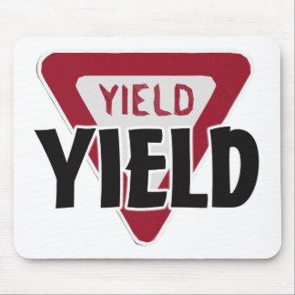 Yield Mousepad