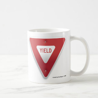 Yield Coffee Mug