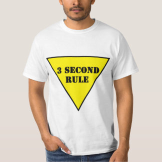 Yield sign 3 Second Rule Tees