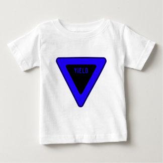 Yield Street Road Sign Symbol Caution Traffic T-shirts