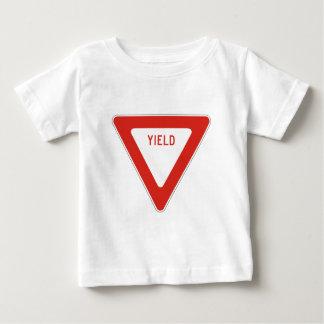 Yield Street Road Sign Symbol Caution Traffic T Shirt