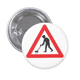 Yield to Detectorist Button