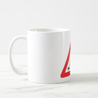 Yield to Detectorist Mug