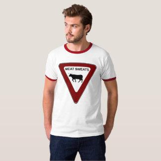 Yield to Meat Sweats T-Shirt
