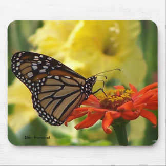 Yielding to Temptations Starr Harwood Mouse Mats