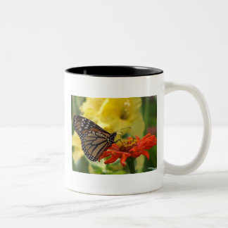 Yielding toTemptations Two-Tone Coffee Mug