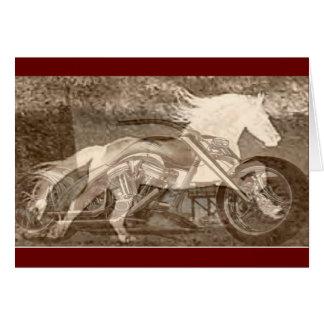 Yigs HorsePower Card