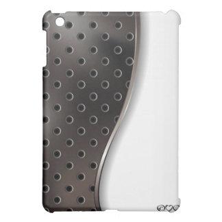 Yiin Yang Metallic Shell iPad Mini Cover