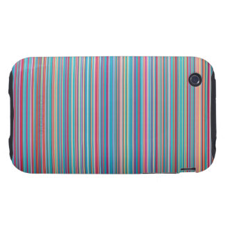Yikes Stripes! Tough iPhone 3 Covers