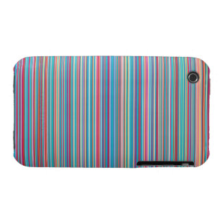 Yikes Stripes! iPhone 3 Covers