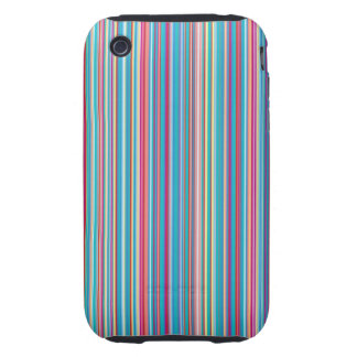 Yikes Stripes! Tough iPhone 3 Cases