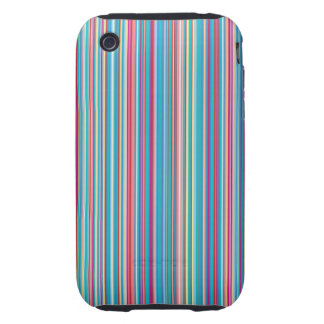 Yikes Stripes! iPhone 3 Tough Cover