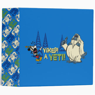 "¡Yikes! ¡Yeti! Carpeta 2"""