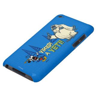 ¡Yikes! ¡Yeti! Case-Mate iPod Touch Fundas